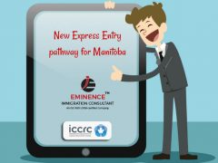 Express Entry pathway for Manitoba