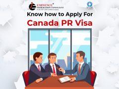 Canada PR Visa In 2019