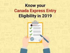 Canada express entry in 2019
