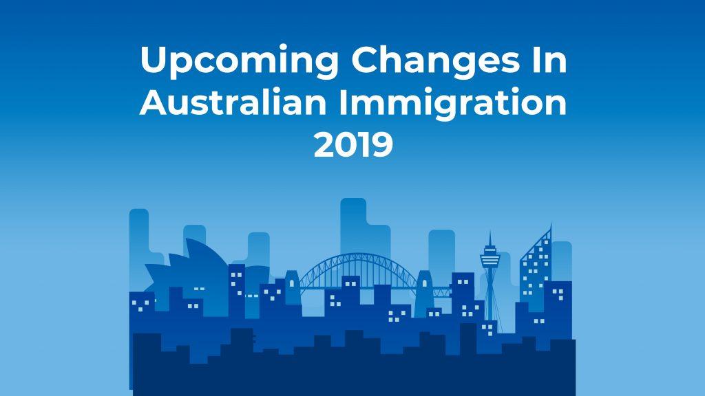 Blog Australia changes in 2019